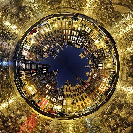 Little Planet Amsterdam Rotlichtbezirk
