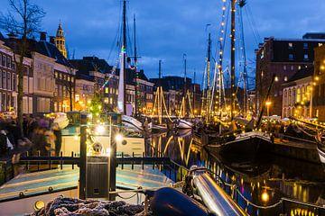 Winterwelvaartavond_Groningen_2016 van Ronnie Schuringa