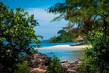Tropische eiland Vietnam, tropical island