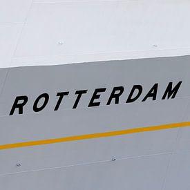Rotterdam onderstreept van Edwin Muller