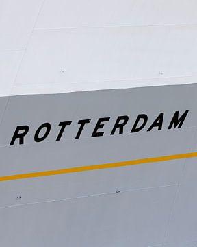 Rotterdam unterstrichen von Edwin Muller