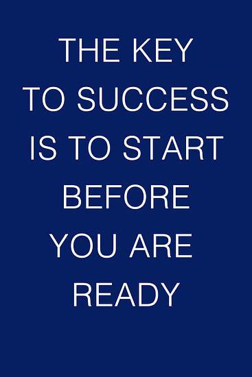 De sleutel tot succes
