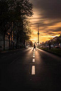Berlin Street 2020 von Iman Azizi
