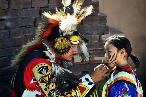 Oorspronkelijke bewoners Noord Amerika