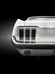 Voiture classique américaine 1967 Mustang I Coupe