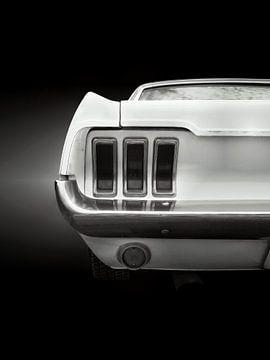 Voiture classique américaine 1967 Mustang I Coupe sur Beate Gube