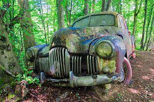 Old Car  van