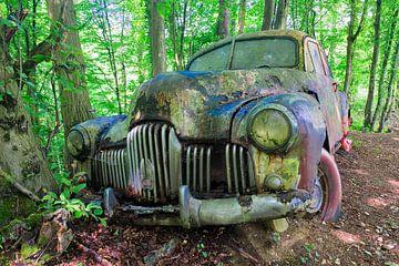 Old Car  van Vincent den Hertog