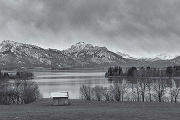 Illasbergsee sw von Andreas Stach