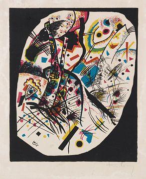 Kleine Welten III, WASSILY KANDINSKY, 1922 von Atelier Liesjes