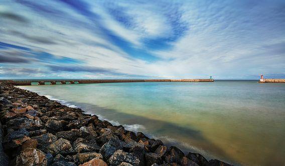 Port en Bessin Huppain Frankrijk