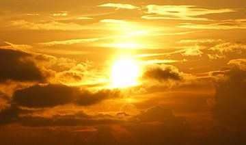 zonsondergang von joost vandepapeliere
