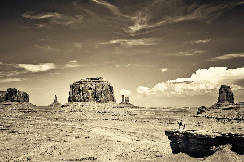 Monument Valley sur Peter Bongers