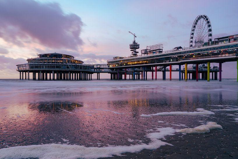 De Pier van Scheveningen van Tim Vlielander