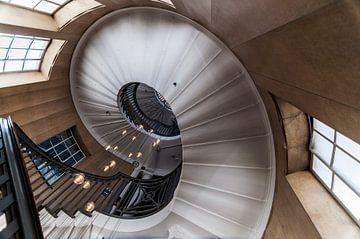 Trappenhuis (rond) van Bob Janssen