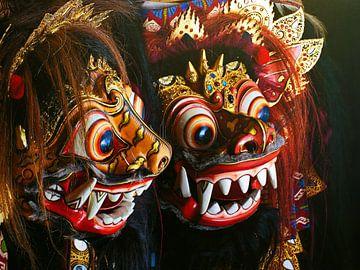 Bali Masks van