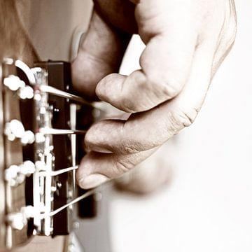 gitarist van Jana Behr