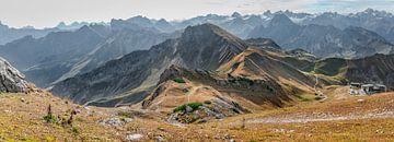 Nebelhorn middenstation van Stefan Mosert