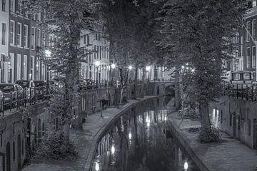 Nieuwegracht in Utrecht in de avond - 3 sur Tux Photography