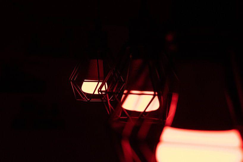 Lampes chauffantes sur Simen Crombez