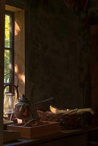 Stilleven met venster