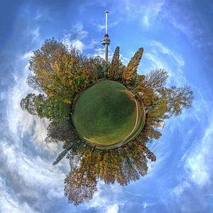 Bolpanorama Park bij de Euromast, Rotterdam
