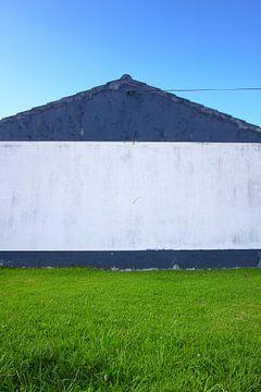 Huis symmetrie van Jan Brons