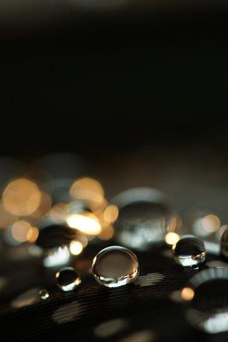 Silver drops