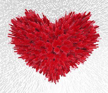 Heart van Jacky Gerritsen