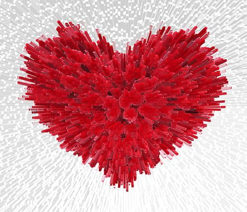 Heart van Jacky .
