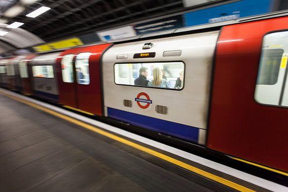 Underground in Londen