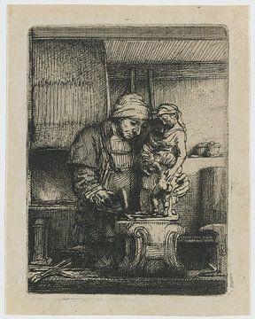 Der Goldschmied Rembrandt van Rijn