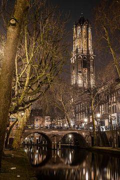 Utrecht Domtoren 19 von John Ouwens