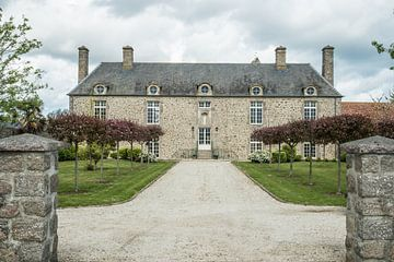 Montfarville in der Normandie von Annelies Martinot