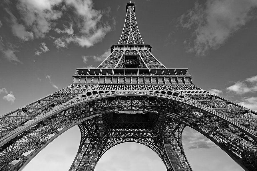 Eiffeltoren Parijs van Desiree Adam-Vaassen