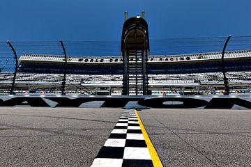 Daytona Speedway 500 Florida USA van Sita Koning