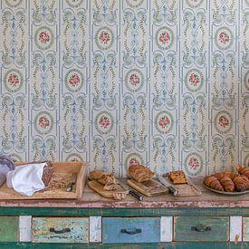 Brood bij hotel Gaia van Hans Monasso