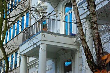 Balkons, recreatie- en terugtrekplaatsen