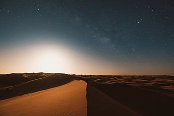 Marokko woestijn 4 von Andy Troy