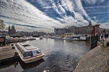 Amsterdam off my camera EMR Photography von Elmar Marijn Roeper