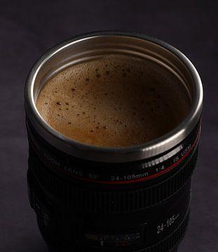 Koffietas voor fotografen van Ken Huysmans