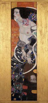 Judith II Salomè, Gustav Klimt