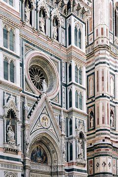 Duomo ᝢ Firenze reisfotografie ᝢ architecturale foto Italië