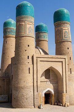 Bukhara Oezbekistan van Bart van Eijden