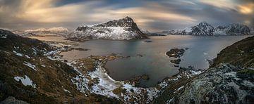 Vagspollen Panorama van Wojciech Kruczynski
