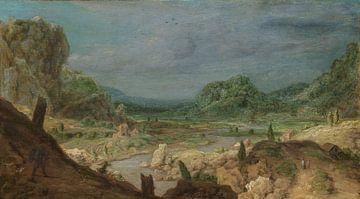 Flusstal, Herkules Segers, um 1626 - um 1630