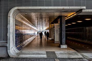 De Cuyperspassage in Amsterdam. van Don Fonzarelli