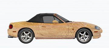 Mazda MX-5 Splinterglas Editie van aRi F. Huber