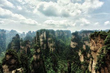 Zhangjiajie von Cho Tang