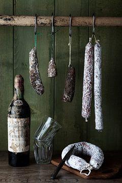 rustikale Bauernküche von Jürgen Wiesler